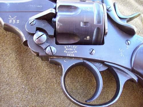 Webley MK V 455 cal.