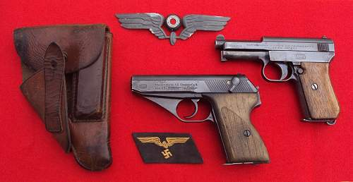 Mauser M.1914 and HSc