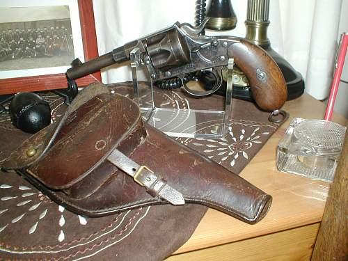 german ww2 revolvers