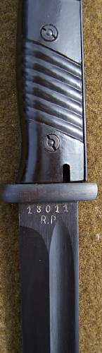 German 'DRP' Rifle