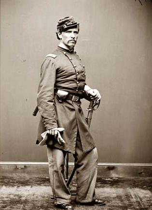 U.S. Civil War small arms.