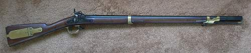 Click image for larger version.  Name:US Model 1841 Rifle-aka Mississippi Rifle.JPG Views:131 Size:199.9 KB ID:81587