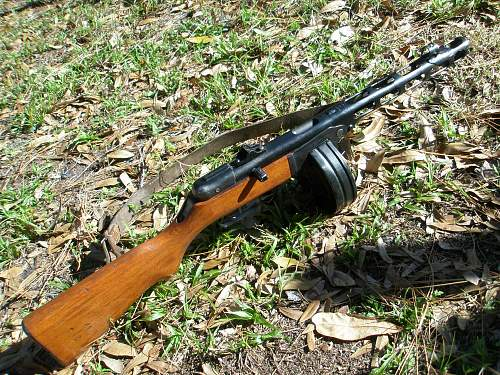 New SVT40 Rifle