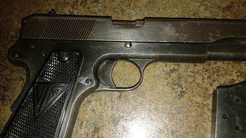 Just bought this polish random at the gun show today..good deal or no ?