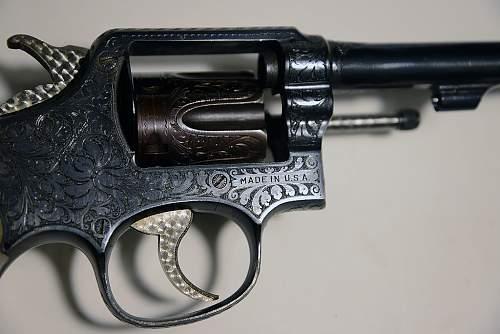 38 s&w m&p or victory revolver ?