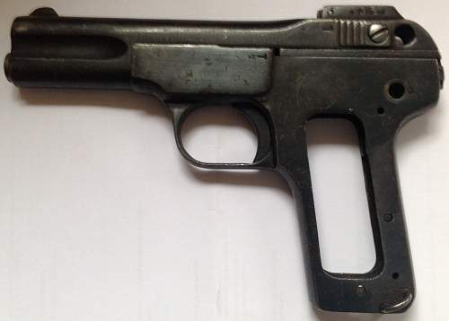 Browning 1900 in need of some care