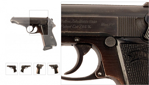 Buying a Walther PP - RFV or not?
