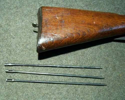 Italian M38 1939 rifle