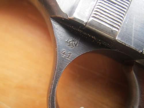 cz27 markings