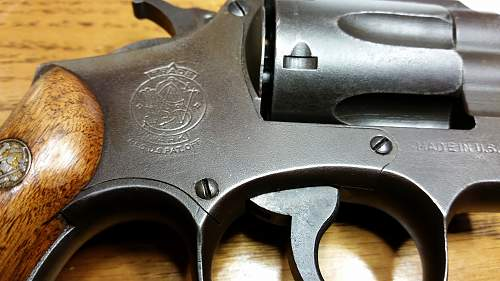 US Victory S&W