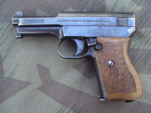 My Latest Mauser - M.1934