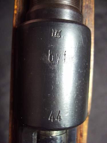German mauser  44