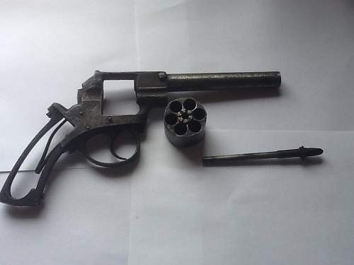Need help with Id this old revolver