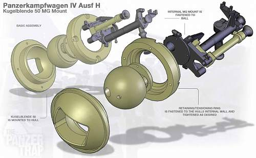 Medium size gun parts...maybe???