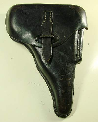 Click image for larger version.  Name:44 dated P.38 hard shell holster..JPG Views:316 Size:145.9 KB ID:84398