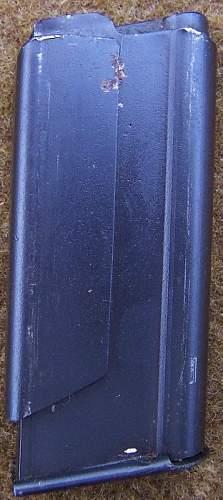 Kreigsmarine .22 cal. conversion Unit for 98k