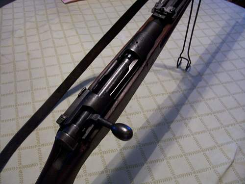 Arisaka Rifle