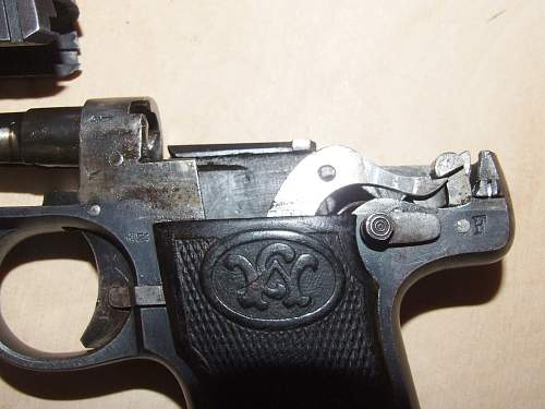 Walther Model 4