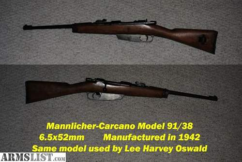 Click image for larger version.  Name:1694558_01_carcano_model_91_38_like_lee_h_640.jpg Views:147 Size:50.7 KB ID:860637