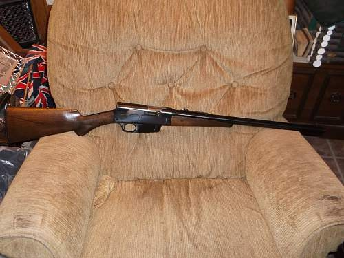 Rare Rifle