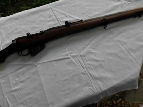 At Last!-Shooting SMLE this Sunday
