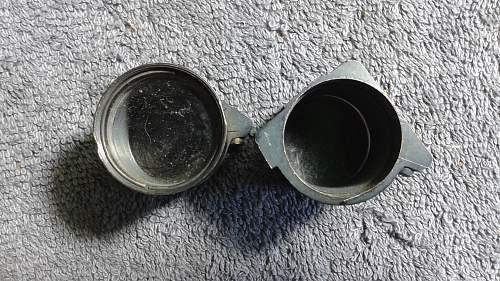 WW2 SCOPE PARTS or JUNK ???