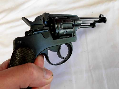 Swiss M1929 Revolver 7.5mm