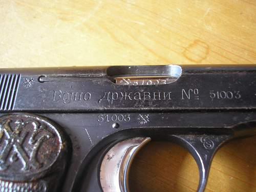 Yugoslav FN1922