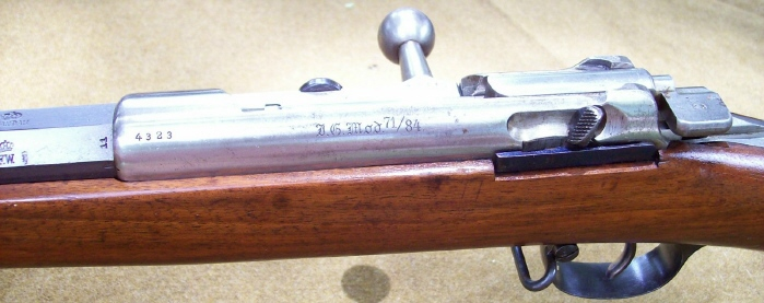Antique Arms, Inc. - Nice Mauser Model 1871/84 Rifle