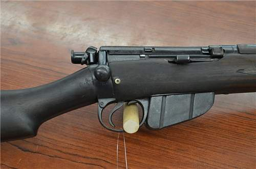 Lee-Metford Sparkbrook 1895 MKII* Rifle