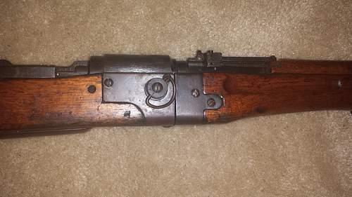 Japanese Type 2 Paratrooper Rifle