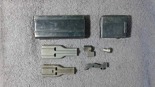 Ww2 gun parts ??