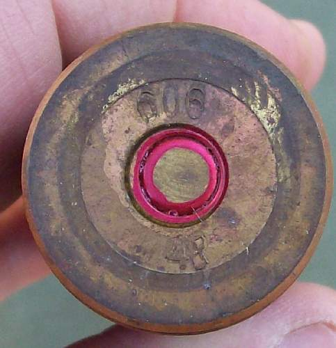 Korean War 23mm cannon