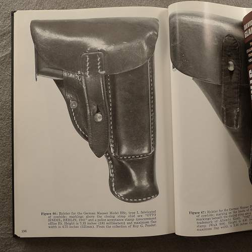WWII Holster Inspection and Identification Assistance