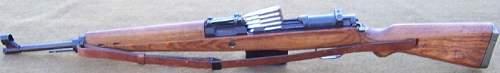 Very early AC G-43  Rifle