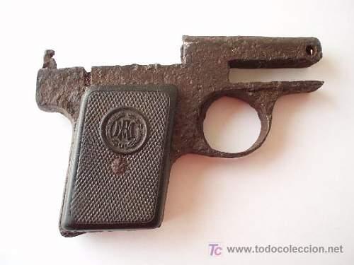 Relic gun