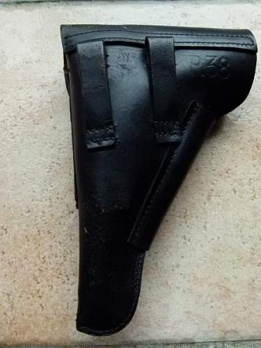 P38 Holster, second type, opinions?