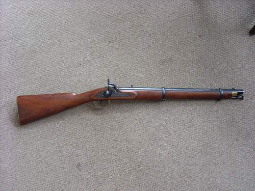 Indian Enfield Cavalry Carbine - Real or Repro? Help Please.