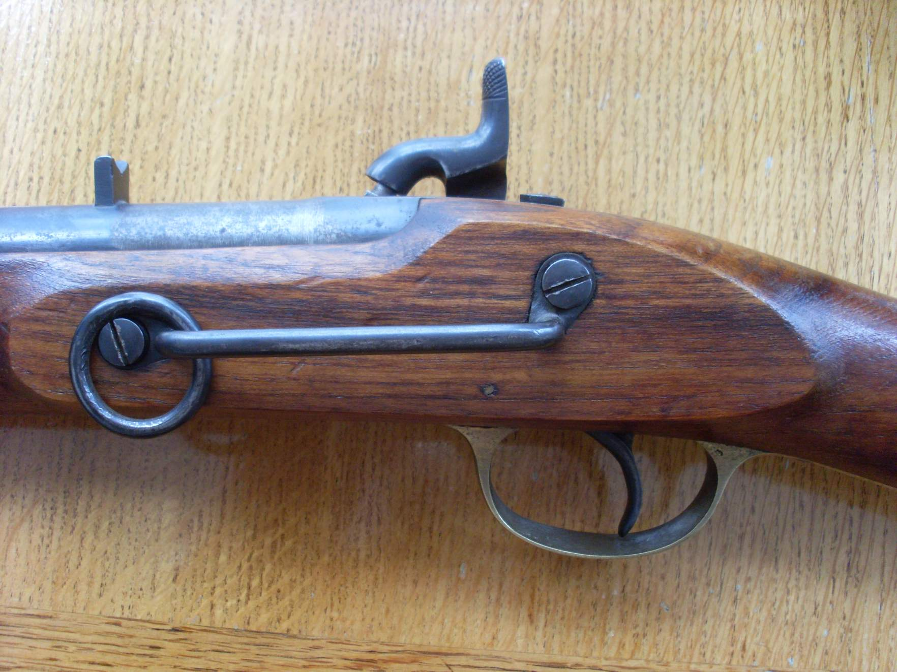 Indian Enfield Cavalry Carbine - Real or Repro? Help Please