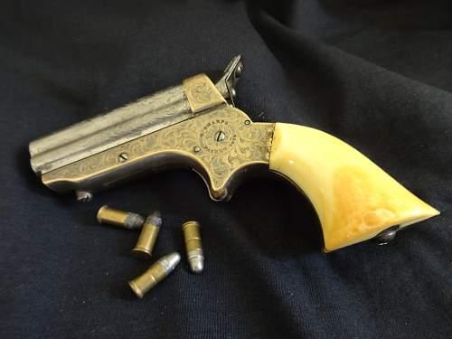 1859 Sharps derringer
