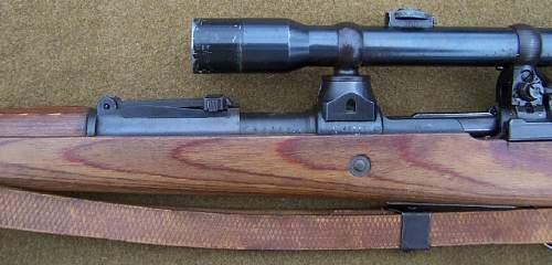 Semikriegs 98k 'TURRET' Sniper Rifle