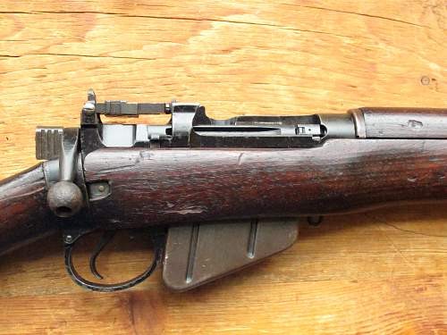 Worldwide arms British no5 jungle carbine