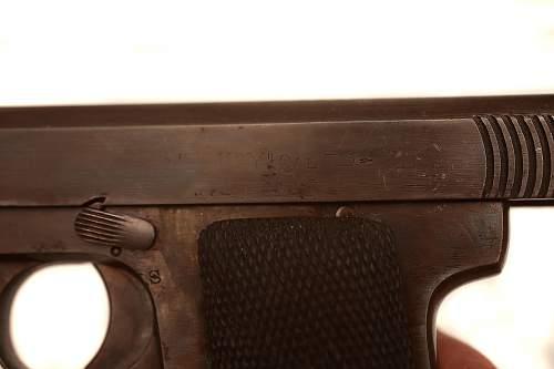 Ruby pistol