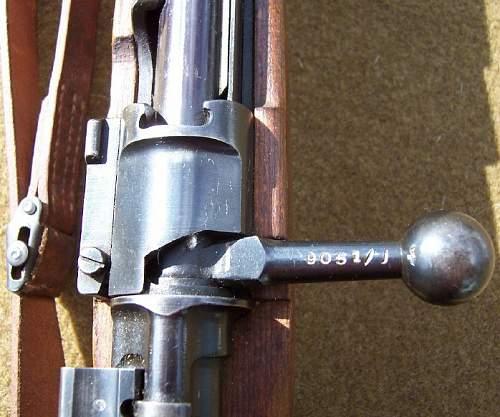 G24(t) and M24 Bayonet