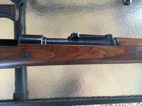 1939 98K All Matching Rifle