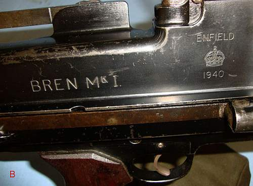 Buying a Mk.I Bren ~ Boy, am I confused!