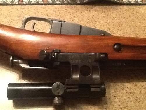 1943 mosin Nagant PU sniper