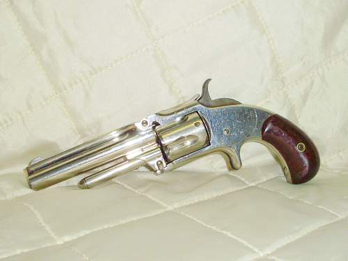 Smith & Wesson Model 1 1/2
