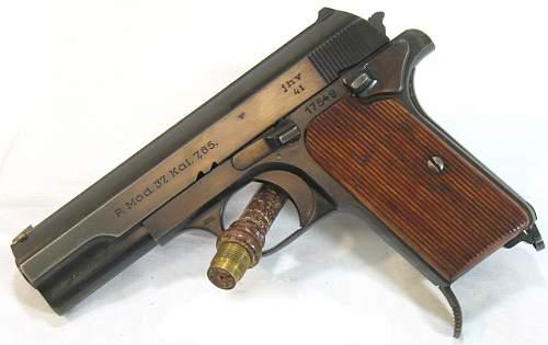 "Walther PP ""SA der NSDAP Gruppe Hansa"""