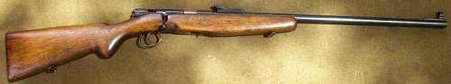 Russian TOZ .22 cal. Training Rifle